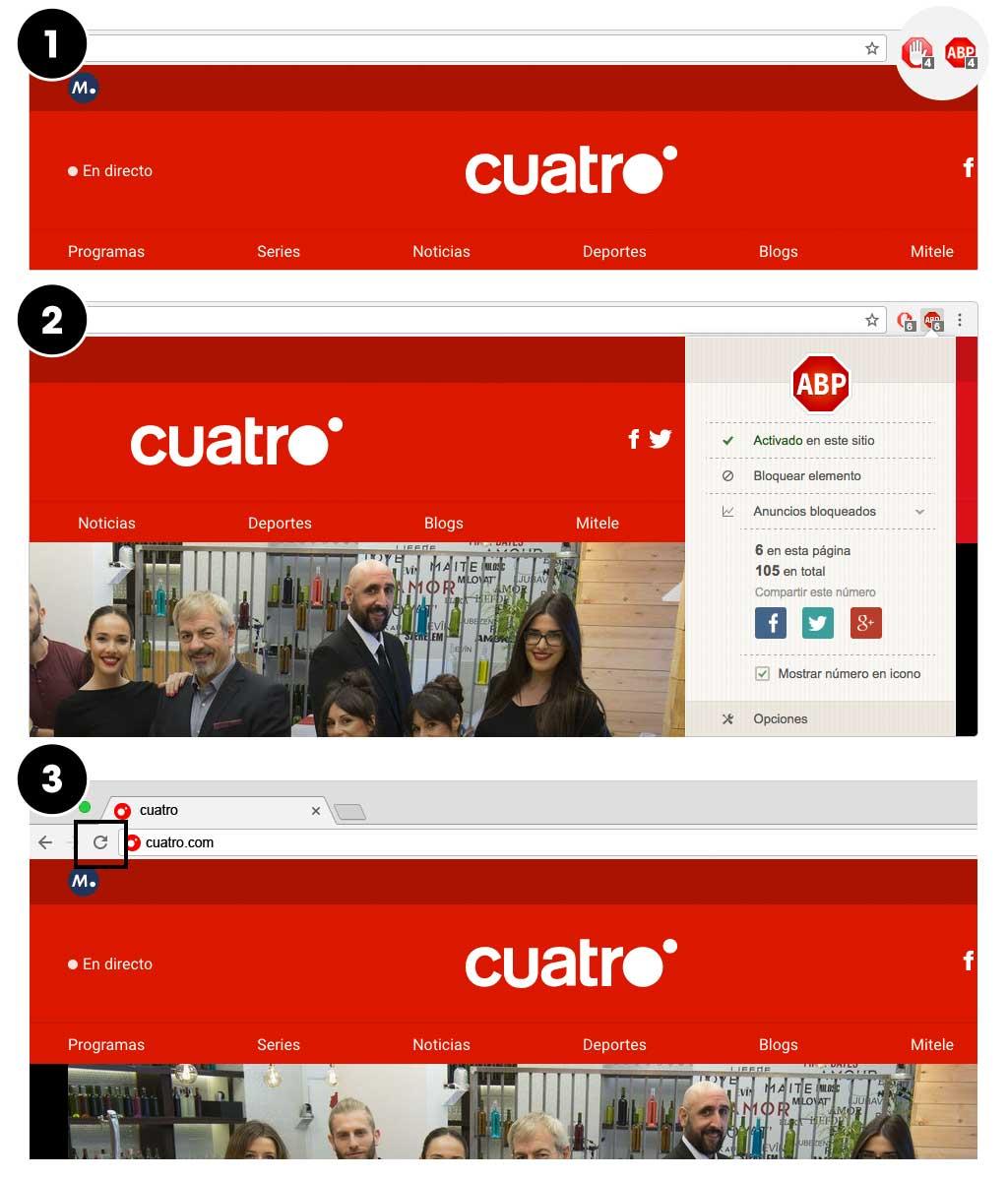 Programación TV | Cuatro.com