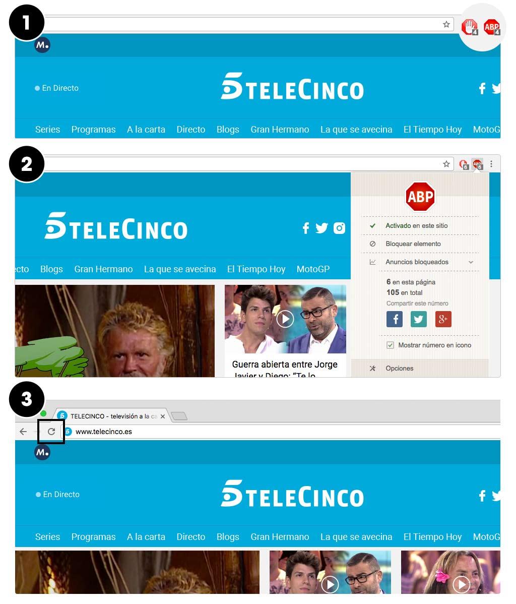 Directo <b>Telecinco</b>